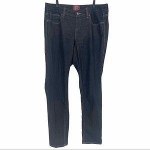 TORRID Curvy Straight Leg Dark Denim Jeans 16
